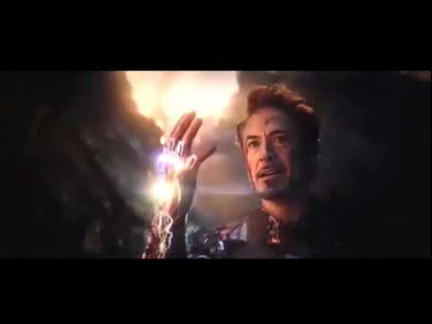 Iron Man I am CIA (spoiler alert)