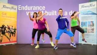 Gangnam Style routine, Learn the Steps