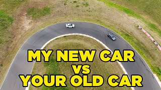 My NEW CAR vs Your OLD CAR
