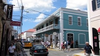 preview picture of video 'Charlotte Amalie, St. Thomas VI, 2010'