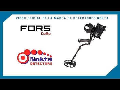 Detector de metales Nokta Fors Core