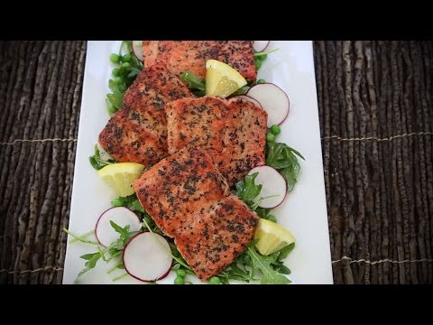 How to Make Super Simple Salmon | Salmon Recipes | Allrecipes.com
