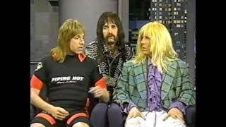 Spinal Tap Collection on Letterman, 1982-93