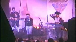 Live Performance Anything Box Jubilation at Klub X 01 24 1992