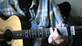 Alberta - Doc Watson (traditional U.S. ballad, arranged by Doc Watson, cover)