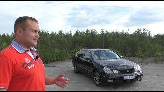 Lexus GS300 на 2JZ. Спец-выпуск.