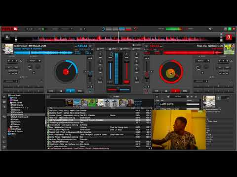 DJ'KENNY   VIRTUALDJ  FREESTYLE MIX