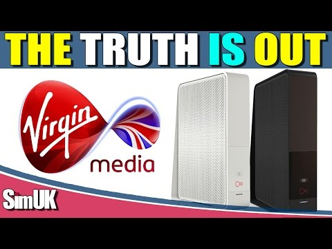 Late 2017 – Virgin Media Hub 3 Update – Massive Issues & Lies The Truth Is OUT!