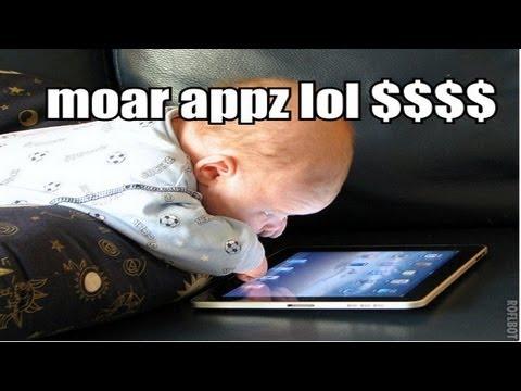 Watch Steve Jobs Take Advantage Of Little Kids
