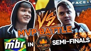 #NAVIVLOG: s1mple vs electronic  MVP battle, MIBR in Major semi-finals | Kholo.pk