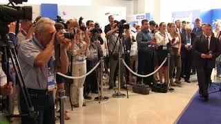 На  5 международном авиатранспортном форуме в Ульяновске
