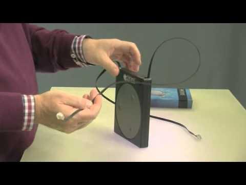 Fibrionic 15 Meter Netzwerk-Kabel auf automatischer Kabeltrommel