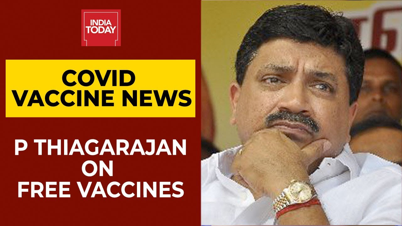 Should Covid Vaccines Be Free For All? Tamil Nadu Financing Minister Palanivel Thiagarajan Reacts thumbnail