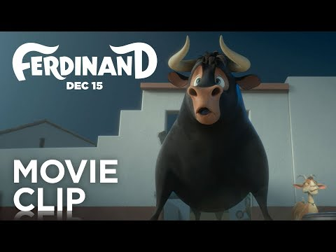 Ferdinand (Clip 'Is That You?')