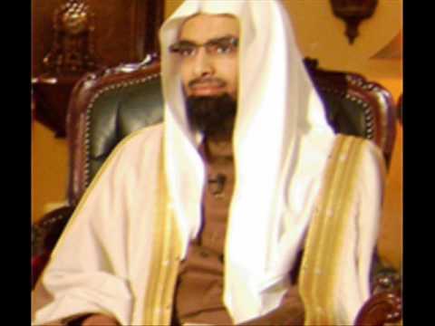 مقطع مؤثر للشيخ ناصر القطامي