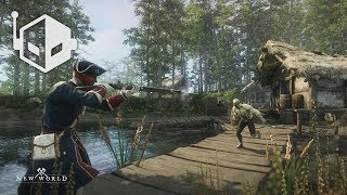 New World Gameplay, Amazon's MMO