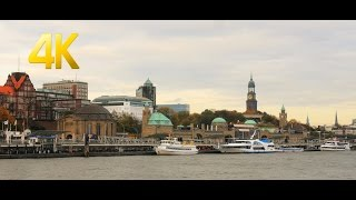 Hamburg In 4K 🇩🇪