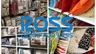 Shop•With•Me!Ross! Pillows And Comforter Sets!😊