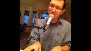 (158) Zachary Scot Johnson Peter Gabriel Cover Here Comes The Flood thesongadayproject