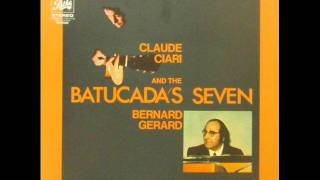 Claude Ciari and the Batucada's Seven - The Shadow Of Your Smile (1970)