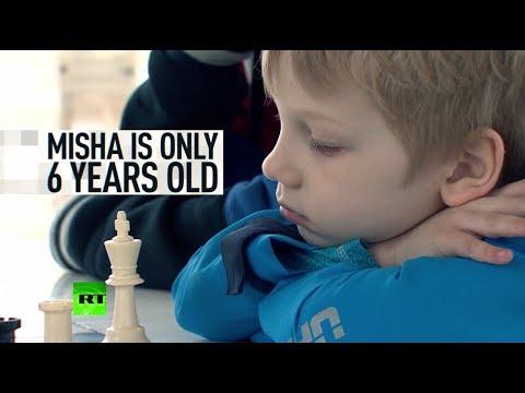 'He plays like an adult': Chess coach sells phone to take 6yo prodigy to world championship