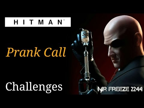 Need help with Prank Call :: HITMAN™ General Discussions