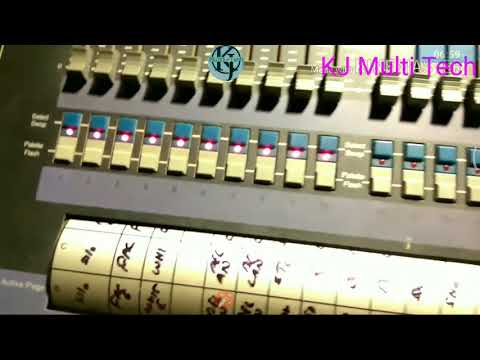 Avolite pearl 2010 key problem solved first time by KJ Multi Tech Hindi
