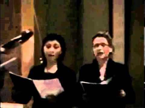 4) Maria Mater Gratiae (Lorenzo Perosi) Coro Voci Bianche, XVI Festival Perosiano di musica Sacra