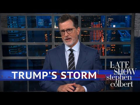 Donald Trump: The Storm Before The Storm