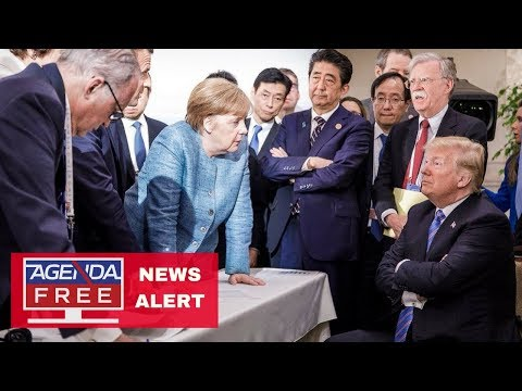Trump Refuses to Sign G-7 Statement - LIVE COVERAGE