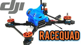 DJI FPV Racing Quad - Merica HD - Catalyst Machineworks - Drone Racing in HD without Compromises
