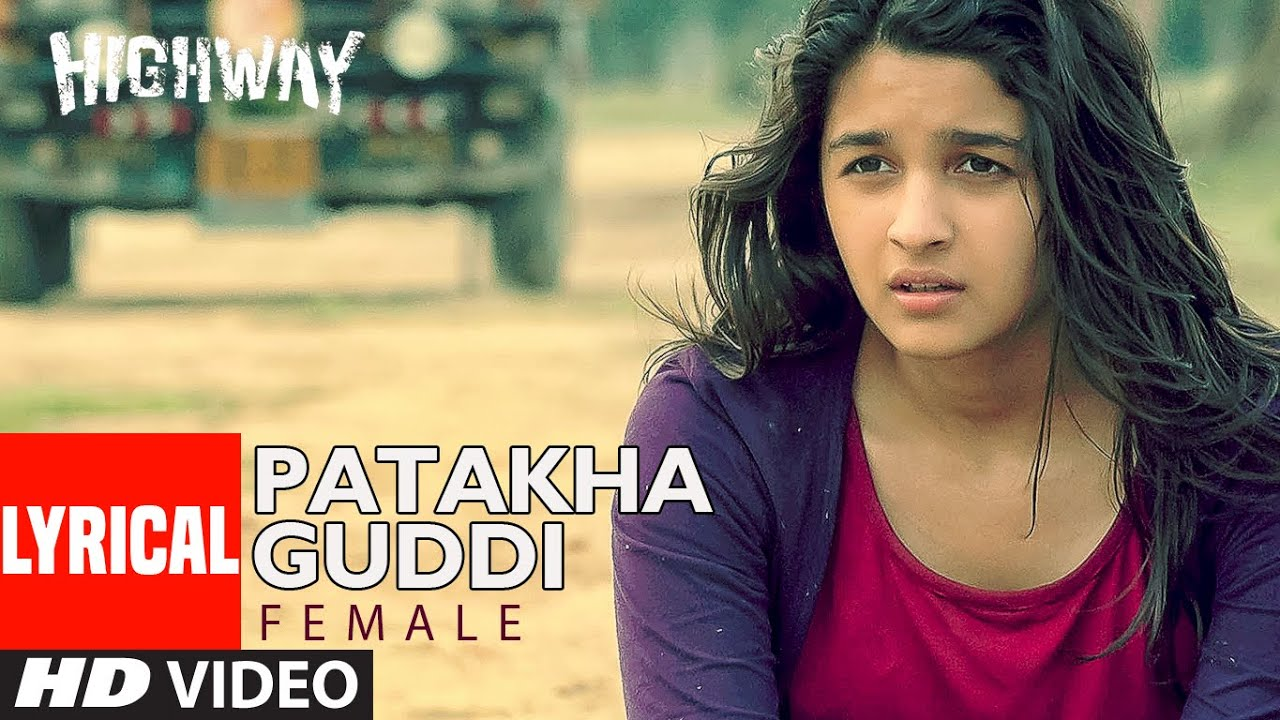 Patakha Guddi Hindi lyrics