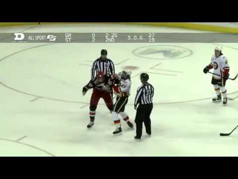 Luke Gazdic vs. Dylan McIlrath