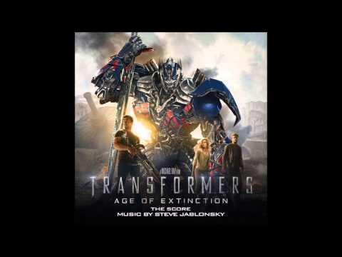 Leave Planet Earth Alone (Transformers: Age of Extinction Score)