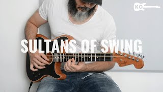 Dire Straits - Sultans Of Swing - Acoustic Guitar Cover By Kfir Ochaion - Fender Acoustasonic