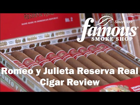 Romeo y Julieta Reserva Real video