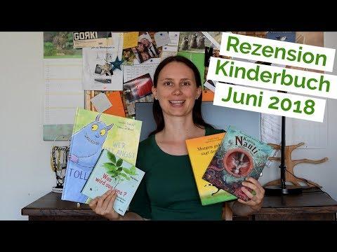Kinderbuch Rezension 7: Kinderbücher für Kinder ab 4 Jahren I Kinderbuch