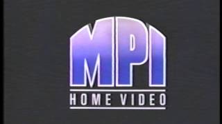 MPI Home Video Logo (1989)
