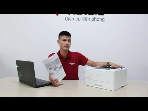Review máy in HP LaserJet Pro M404dn