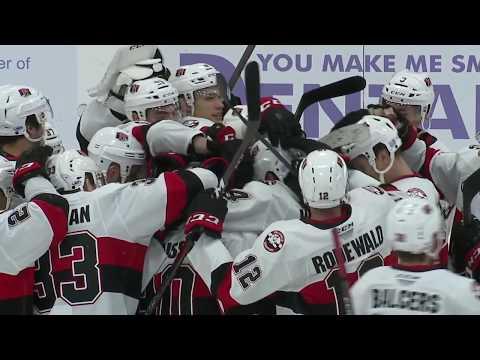 Comets vs. Senators | Nov. 14, 2018