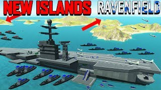 Ravenfield SECRET Mission! NEW Update - More Islands (Ravenfield Beta 6 Gameplay Part 9)