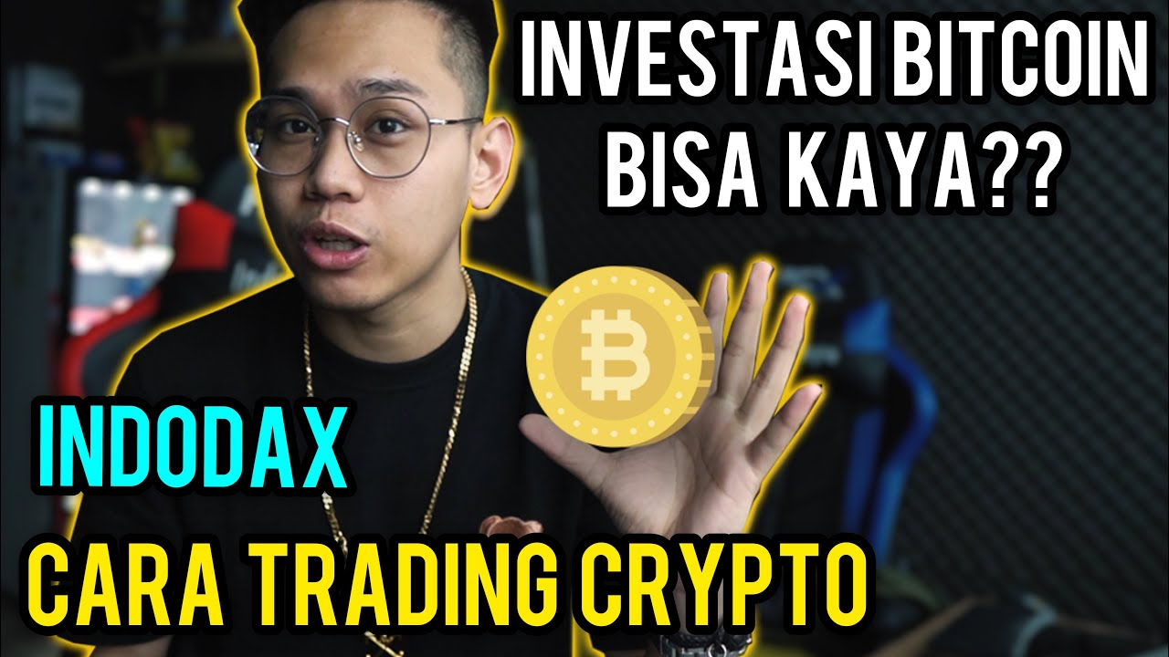 TUTORIAL TRADING CRYPTO BITCOIN UNTUK PEMULA!! #Bitcoin #BTC
