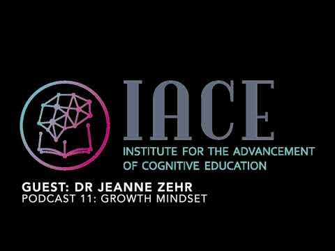 Powerful Podcast 11: Dr. Jeanne Zehr (Growth Mindset)