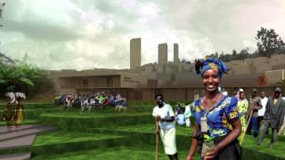 Holcim Awards Acknowledgement prizes 2014 for Africa Middle East