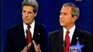 Bush Lies About Osama Bin Laden