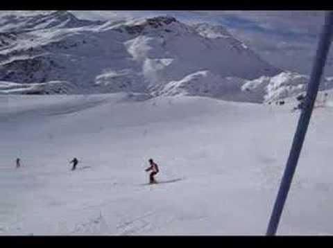 St Anton skiing