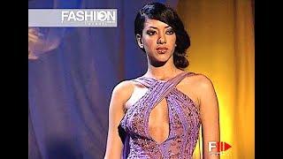 ZUHAIR MURAD Haute Couture Spring Summer 2001 Paris - Fashion Channel