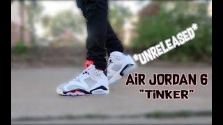 low priced 2fa4b ac43b Air Jordan 6 Infrared 'Tinker Hatfield' - Free video search ...