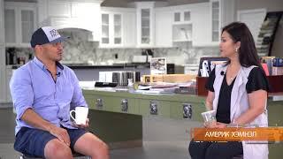 "UMON TV- ийн ""Америк хэмнэл"" нэвтрүүлэг ( Luxury Stone Craft компани Д. Баясгалан ) 2017.10.07"