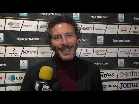 Arezzo-Virtus Entella 2-2, intervista ad Alessandro Dal Canto